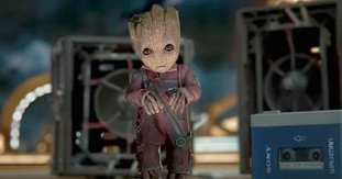 GUARDIANS OF THE GALAXY VOL 2 **CONTAINS SPOILERS** - we see